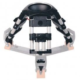 Sachtler DA 150 K 150 mm aluminium tripod