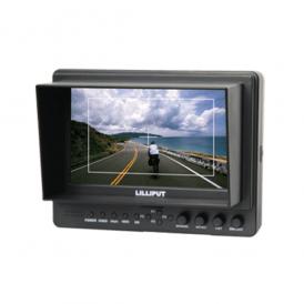 "Lilliput 665-O/P/S - 7"" SDI field monitor"