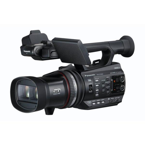 panasonic full hd 2d 3d camcorder digibroadcast. Black Bedroom Furniture Sets. Home Design Ideas
