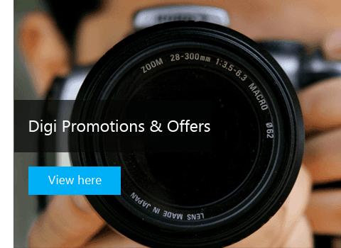 Digi Promotions Page