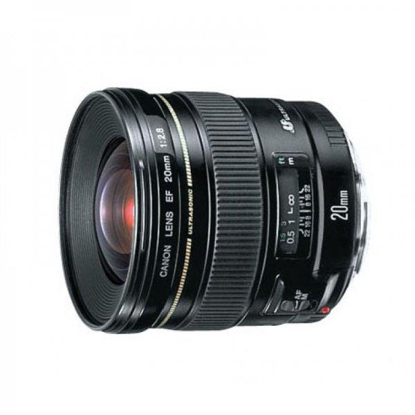 EF 20mm f/2 8 USM Ultra Wide Angle Lens