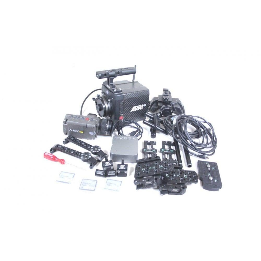 ARRI ALEXA Mini Camera Kit, 3000 Hours, Used