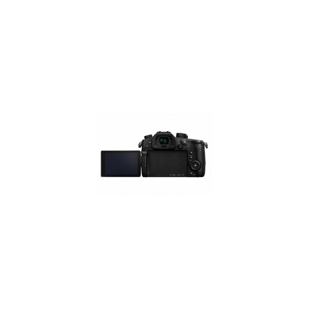 DC-GH5MEB-K GH5 Compact System Camera with 12-60mm f3 5-5 6 Lumix Lens