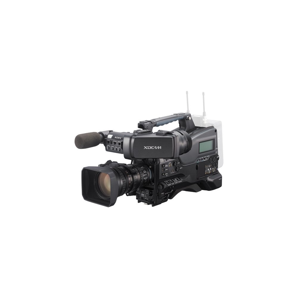 PXW-X320 HD Shoulder Mount XDCAM Camcorder with a Three 1/2-inch type Exmor  CMOS Sensor and 16x Zoom HD Lens