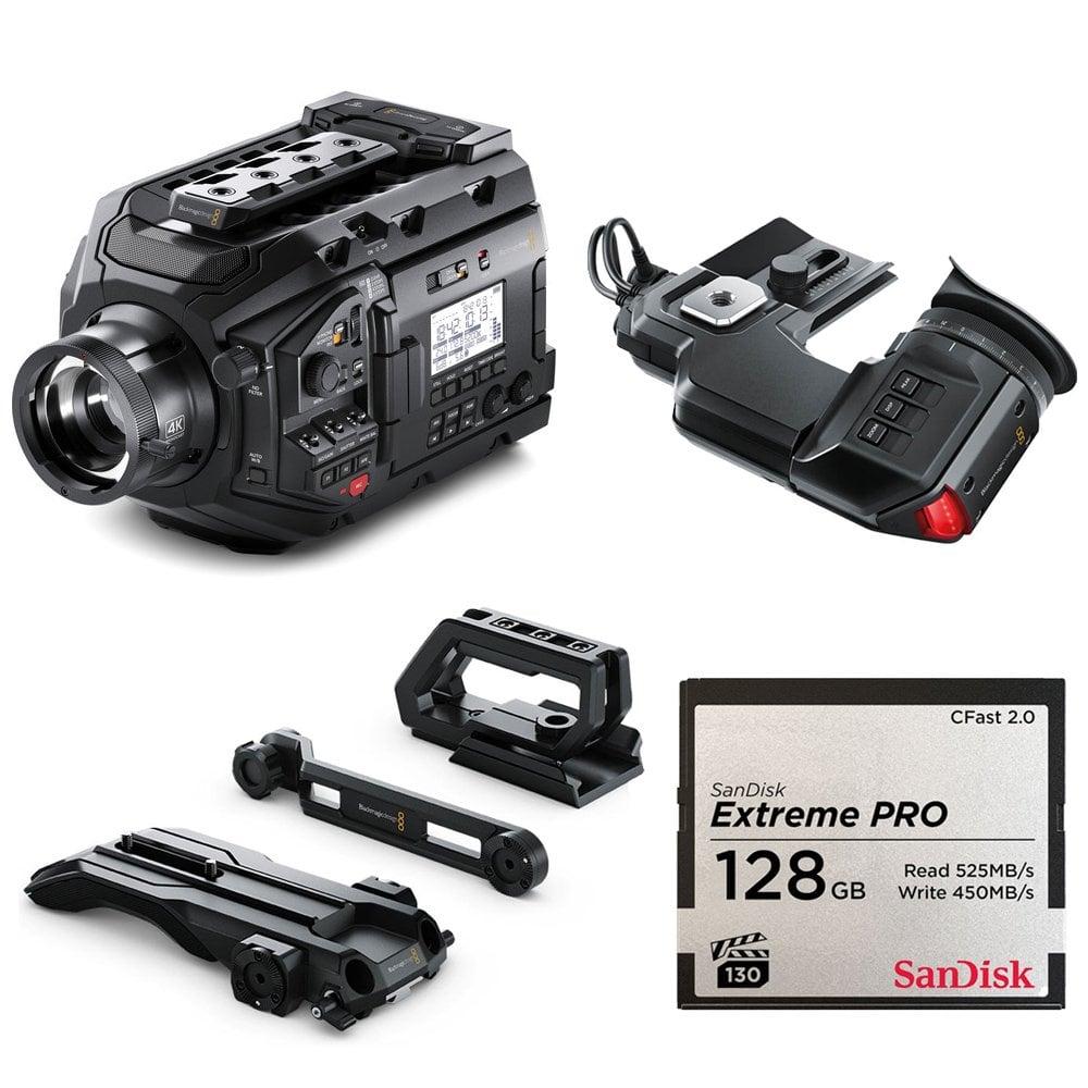 Design Ursa Broadcast Camera Package D