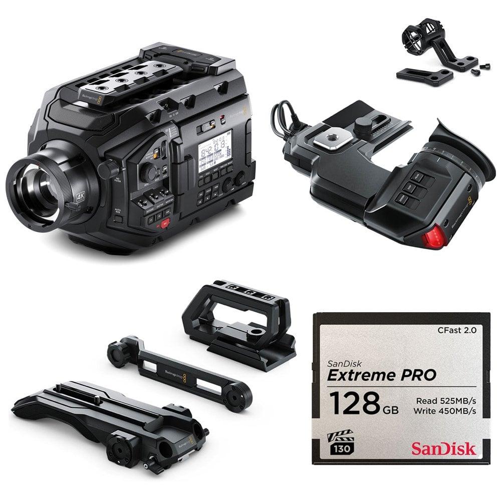 broadcast camera