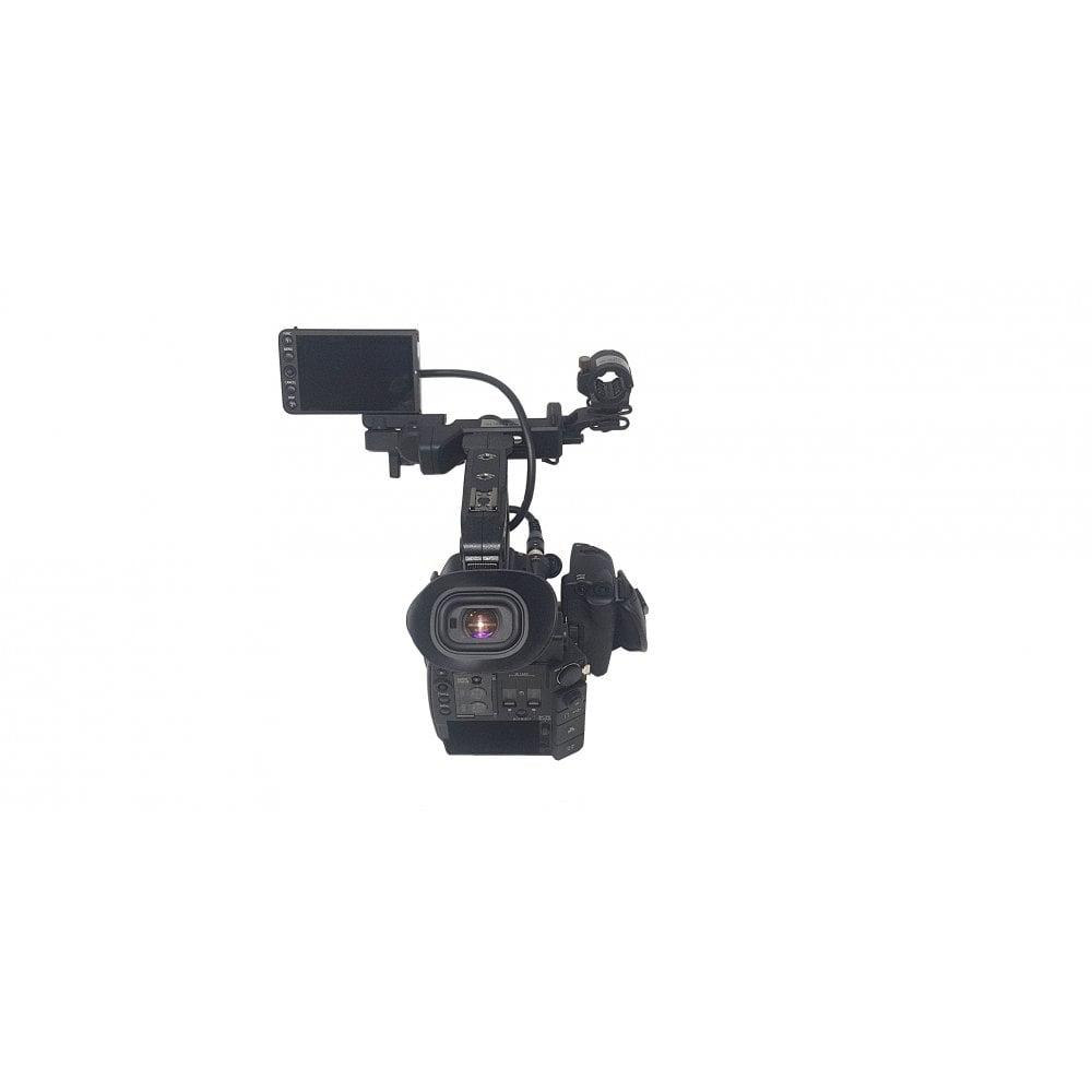 Canon C200 Digital Cinema Camera, EF Mount, 71hrs, Used