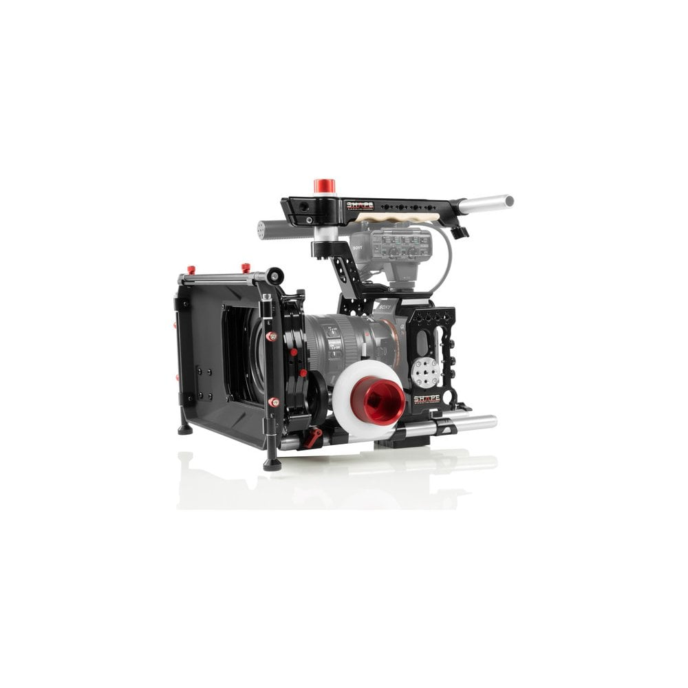 Cage Kit with Matte Box & Follow Focus for Sony a7R III