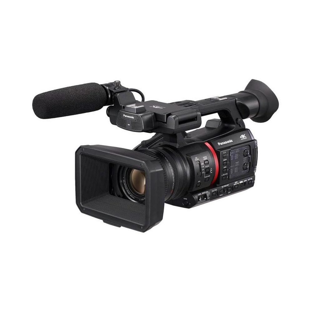 PAN-AGCX350EJ Lightweight 4K/HDR 10BIT REC Camera Recorder with Live  Streaming