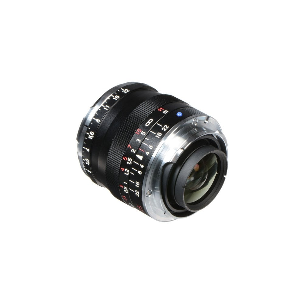 Carl Zeiss Biogon T* 35mm f/2 ZM Lens (Black)