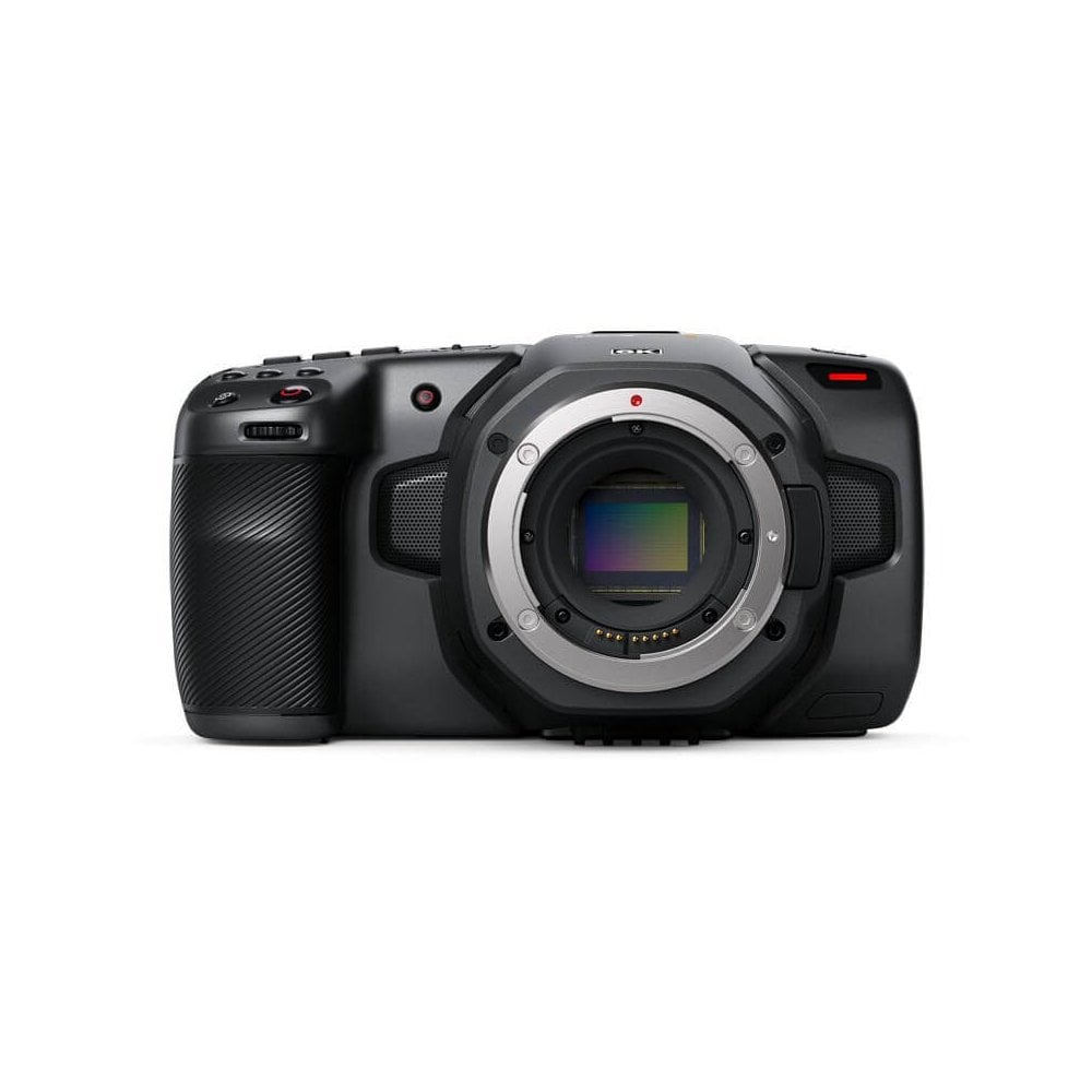 Blackmagic Bmd Cinecampochdef6k Pocket Cinema Camera 6k