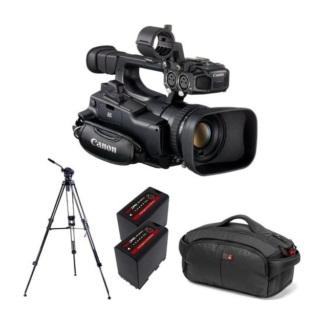 Canon XF100 Package C
