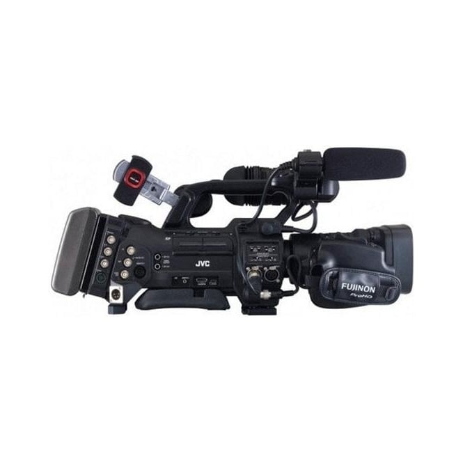 JVC GY-HM850 Full HD camcorder with Interchangeable Fujinon Lens