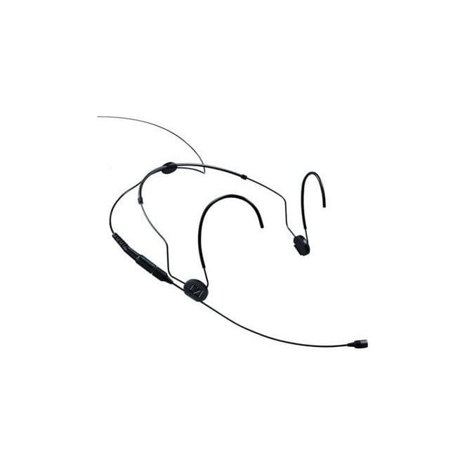 Sennheiser 9862 HSP 2 black lemo Headset Microphone Black
