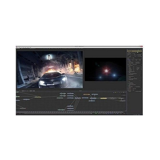 Blackmagic BMD-DV/STUFUS Advanced 2D and 3D compositing, VR and motion  graphics software