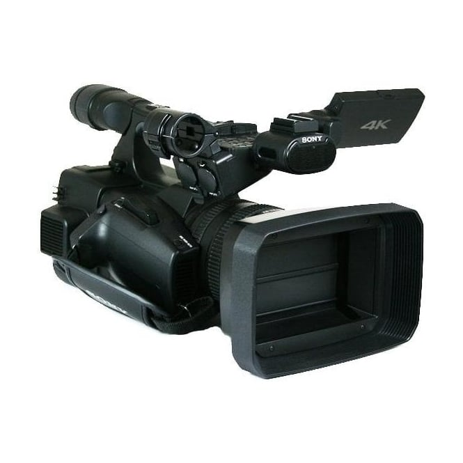 Ex-Display Sony PXW-Z100 Camcorder with Accessories, Hours