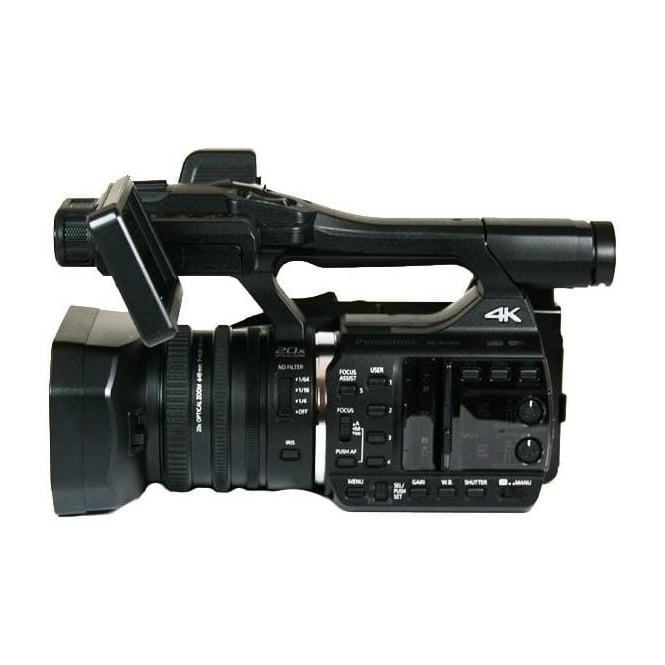 Ex-Demo Panasonic HC-X1000 4K Ultra HD Camcorder, Hours 14