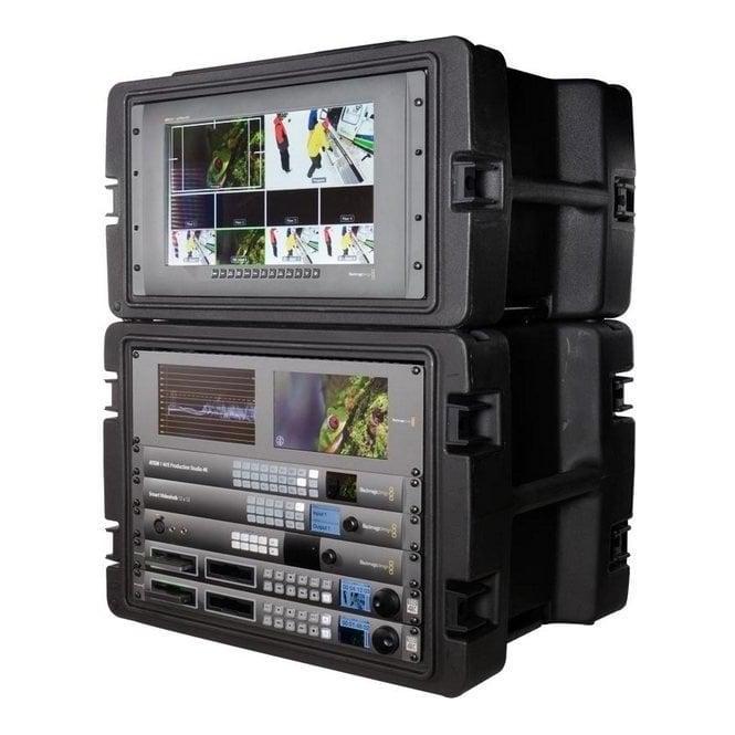 Blackmagic Bmd 4kppu 4k Ppu Complete 3 Camera 4k Mobile Production Unit