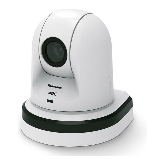 Panasonic AW-UE70W 4K Integrated PTZ camera - White