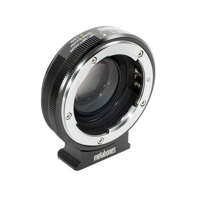 Metabones MB_SPNFG-M43-BM2 Nikon G to Micro Four Thirds Speed Booster XL 0.64x