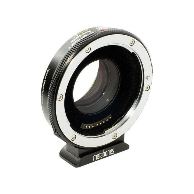 Metabones MB_SPEF-M43-BT4 Canon EF Lens to Micro 4/3 T Speed Booster ULTRA 0.71x