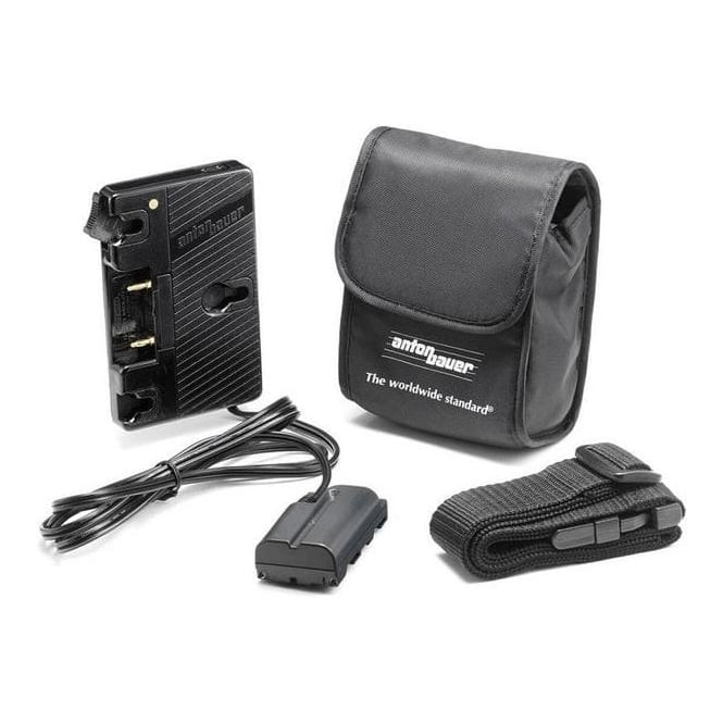 Anton Bauer ATB-8375-0058 QR-PD/HDV Pouch style 7/14 adapter