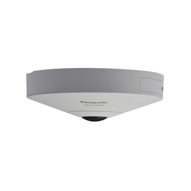 Panasonic WVSFN480 360 degree Dome 9