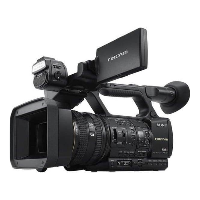 Sony HXR-NX5R Handheld Full-HD Compact Camcorder
