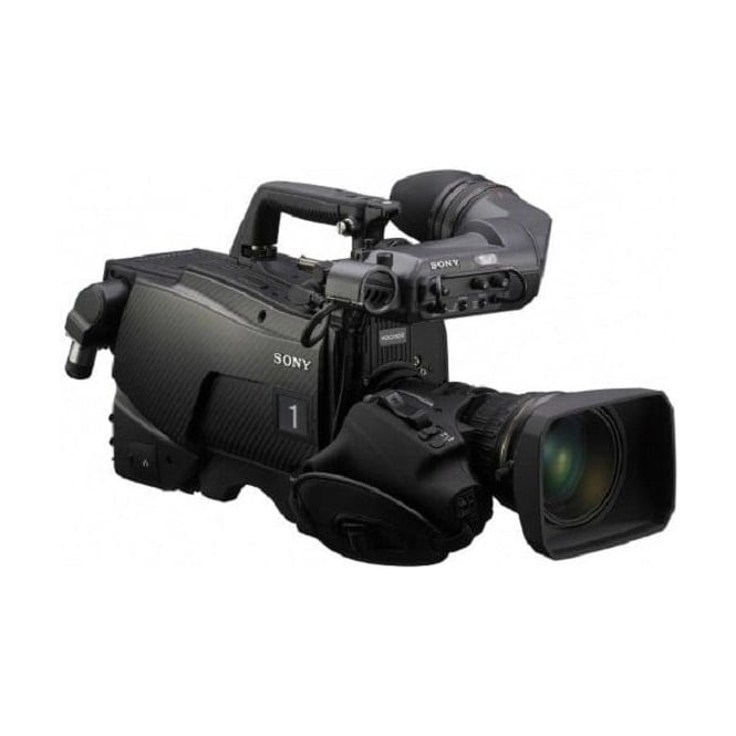 Sony HDC-2500//U Multi-Format 3G HD System Camera