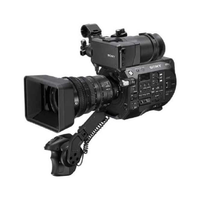 Sony PXW-FS7M2K 4K XDCAM Super 35mm Camcorder with 18-110mm Servo Zoom Lens