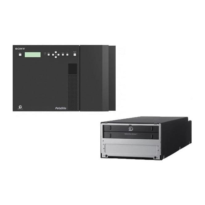 Sony ODS-L30M/PACK1 PetaSite Optical Disc Archive Master Library Unit - Pack 1