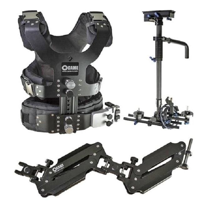 LBVL4ALBS1 2-12 Kg Load Pro Camera Steadicam Video Carbon Stabilizer