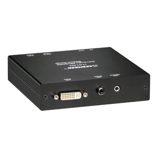 TV1-1T-CT-524 DVI and Audio Over CAT5 Receiver