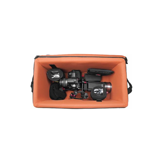 Portabrace RIG-REDEPICT Carrying Case RED EPIC Camera Rig Black Medium