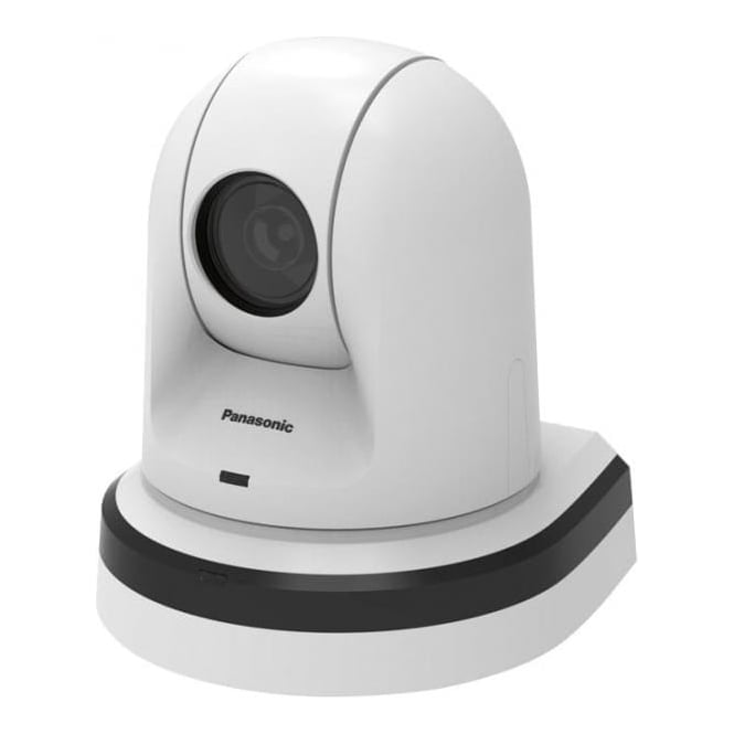 Panasonic PAN-AWHN40HWEJ Full HD PTZ Camera with NDI White