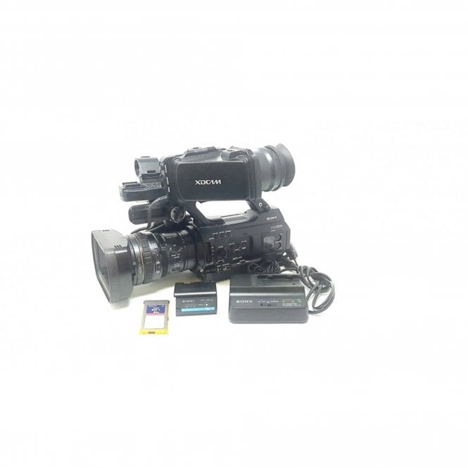Sony PMW-300K1 Camcorder with Accessories, 240hrs, Used