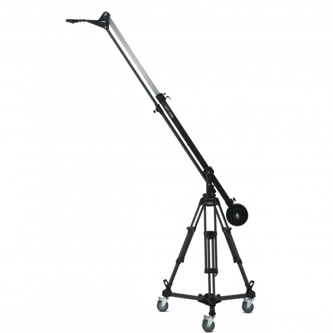 Libec Swift Jib-50 Arm, Tripod and Dolly Kit, EX Demo