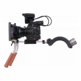 Vocas 0255-3900 Shoulder Rig Pro Type M (also Canon C100/300/500)