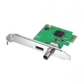 BMD-BDLKMINIREC PCIe capture for 3G-SDI and HDMI