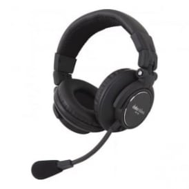 DATA-HP2A Dual Side Headset with 3.5mm Jack