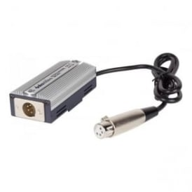 DATA-DDC2512 In-Line XLR DC to DC 12v Converter