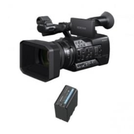 PXW-X180 Camcorder with 25x Zoom Lens package a
