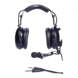 BMD-NCH Headset Aviation Style compatible headset for ATEM Studio Converter