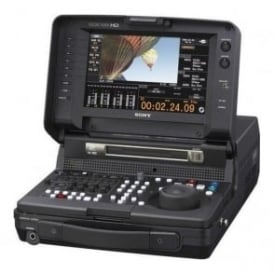 PDW-HR1/MK1 XDCAM Field Editing Workstation with SxS Adaptor