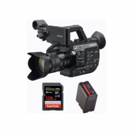 PXW-FS5K super 35mm camcorder XDCAM with lens package a