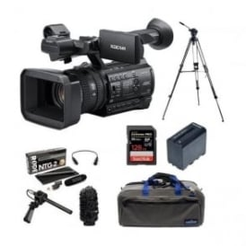 Sony PXW-Z150//C 1.04K Handy Camcorder Package E
