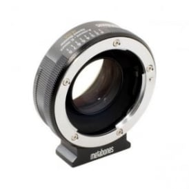 MB_SPA-E-BM2 Sony Alpha to E-mount Speed Booster ULTRA 0.71x Black Matt