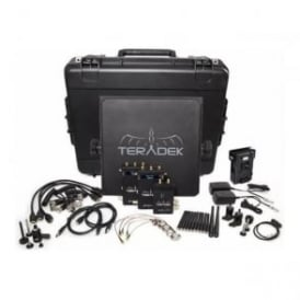 TER-BOLT-965-2V Deluxe SDI | HDMI Wireless Video Tranceiver Set - 2 x RX V Mount 1000ft