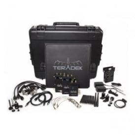 TER-BOLT-995-2V Deluxe SDI | HDMI Wireless Video Tranceiver Set - 2 x RX V Mount 3000ft