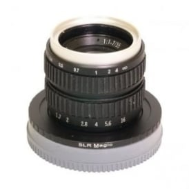 SLR-3517E SLR Magic 35mm F1.7 Lens-E-Mount